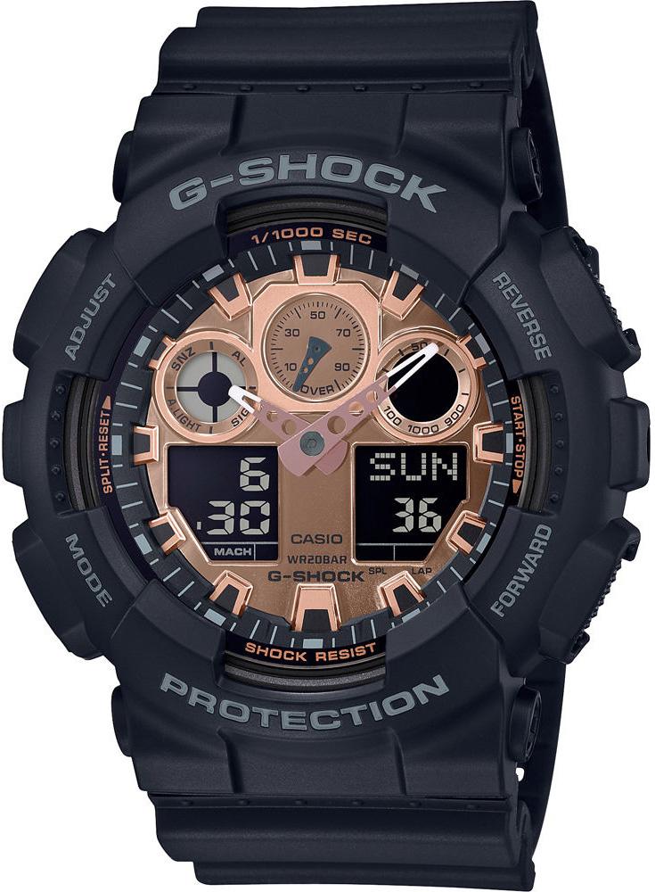 zegarek Casio GA-100MMC-1AER - zdjęcia 1