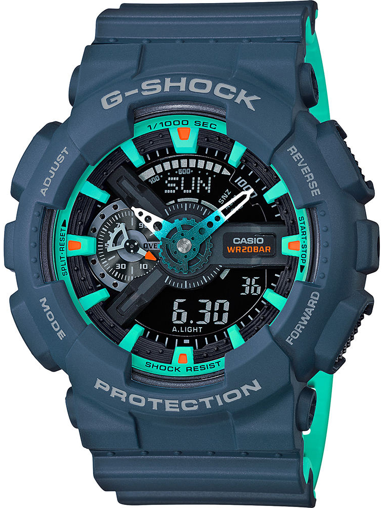 zegarek Casio GA-110CC-2AER - zdjęcia 1