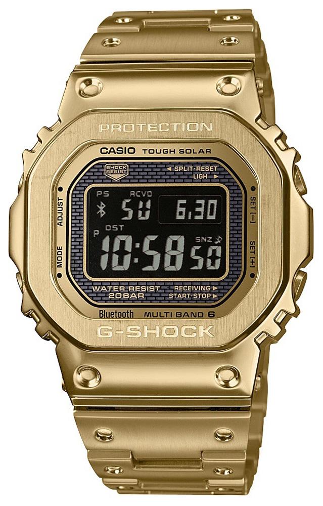 zegarek Casio GMW-B5000GD-9ER - zdjęcia 1