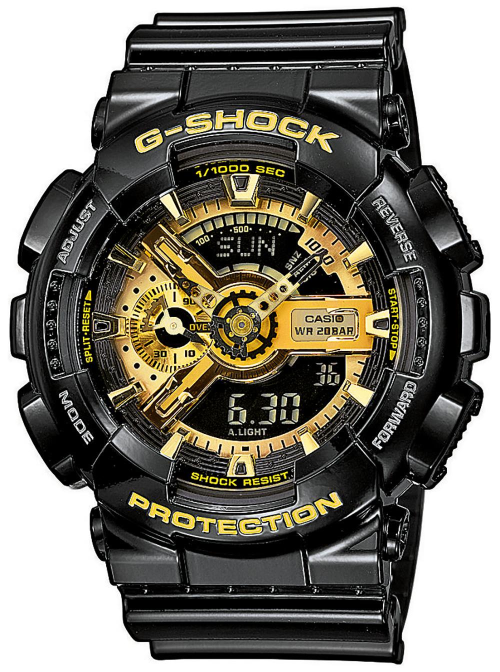 zegarek Casio GA-110GB-1AER - zdjęcia 1
