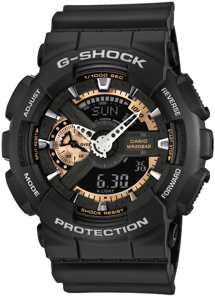 zegarek Casio GA-110RG-1AER - zdjęcia 1