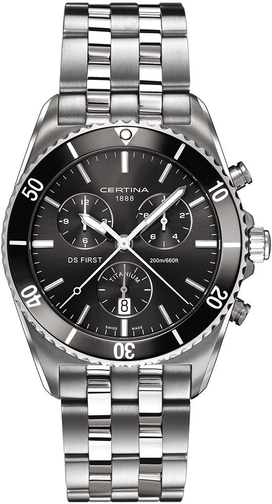 zegarek Certina C014.417.44.081.00 - zdjęcia 1