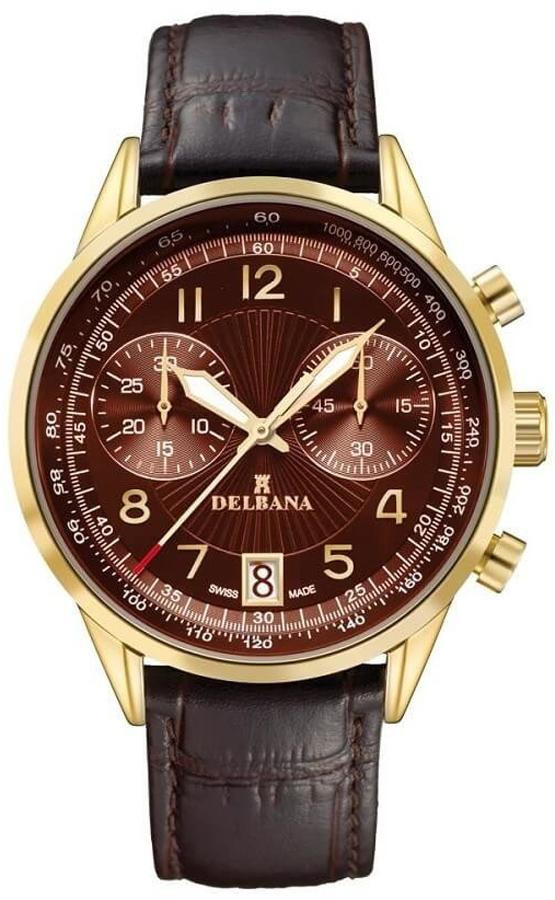 zegarek Delbana 42601.672.6.104 - zdjęcia 1
