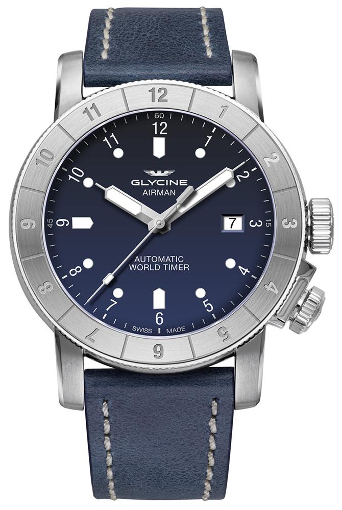 zegarek Glycine GL0062 - zdjęcia 1