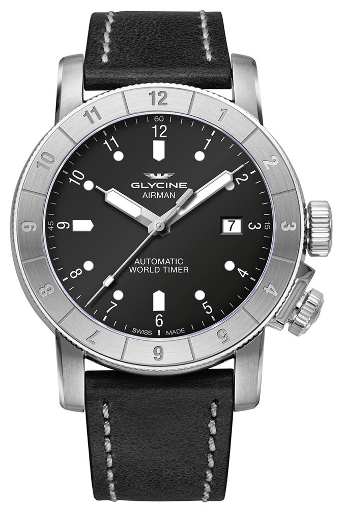 zegarek Glycine GL0063 - zdjęcia 1
