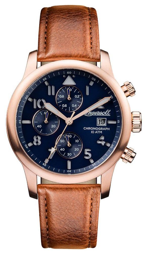 zegarek Ingersoll I01502 - zdjęcia 1