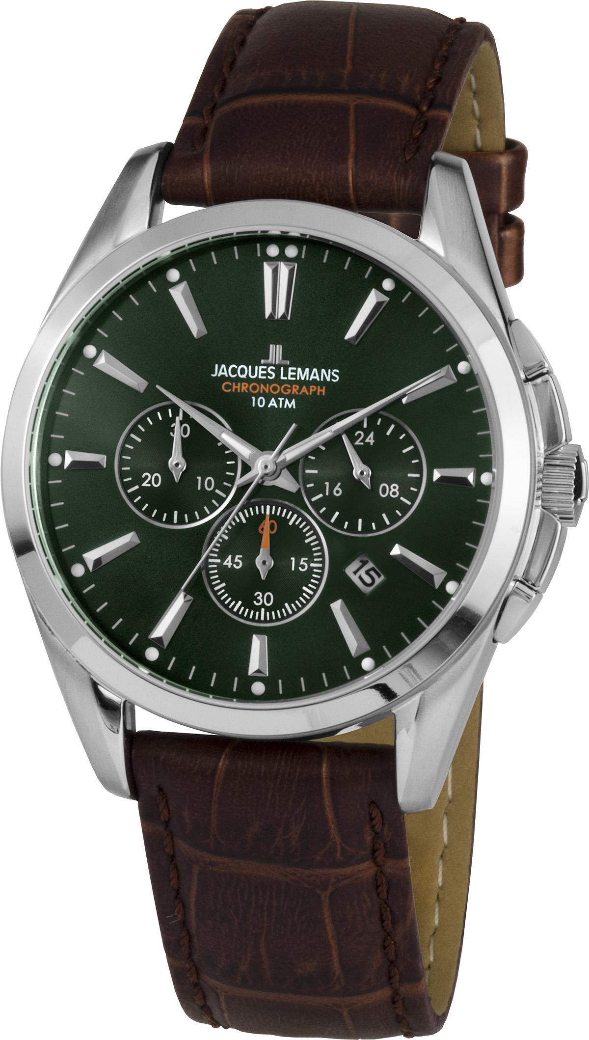 zegarek Jacques Lemans 1-1945C - zdjęcia 1