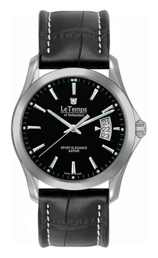 zegarek Le Temps LT1080.12BL01 - zdjęcia 1