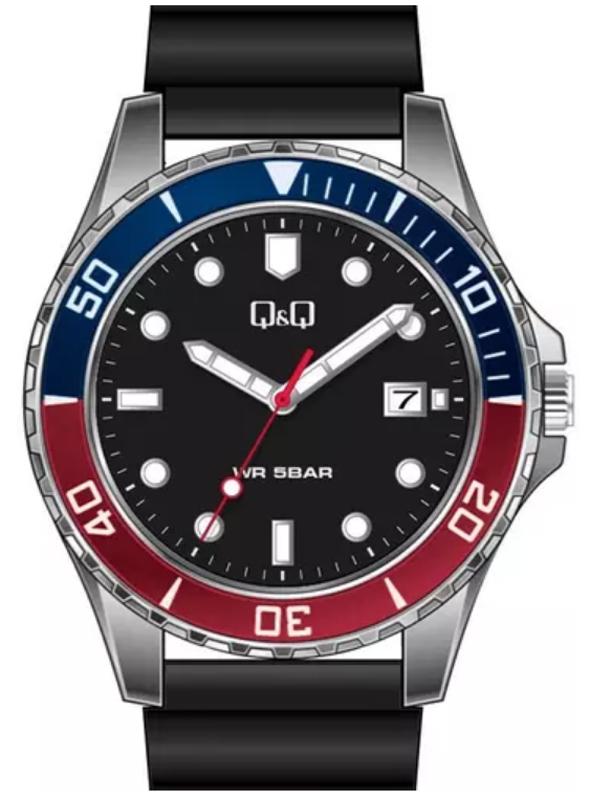zegarek QQ A172-352 - zdjęcia 1