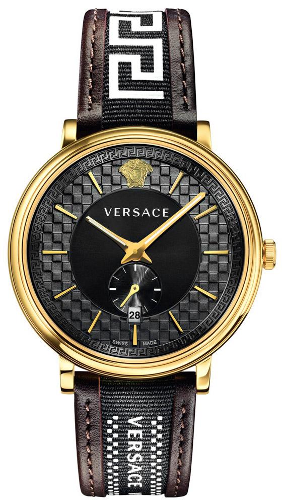 versace zegarek męski