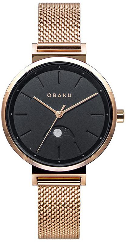 zegarek Obaku Denmark V243LMVBMV - zdjęcia 1