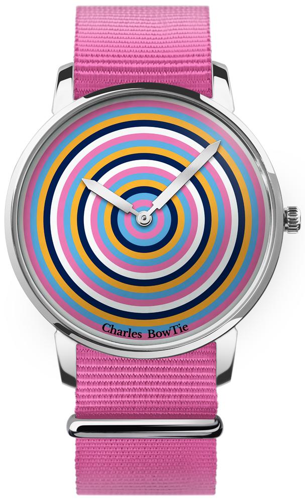 zegarek Charles BowTie NELSA.N.B - zdjęcia 1