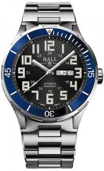 Zegarek  Ball DM3050B-S5-BK