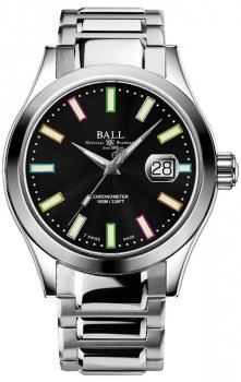 Zegarek  Ball NM2028C-S29C-BK