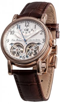 Zegarek męski Carl von Zeyten CVZ0033RWH
