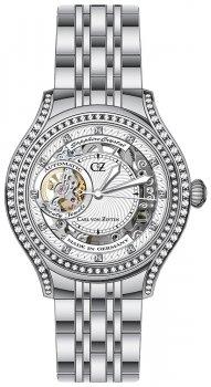 Zegarek  Carl von Zeyten CVZ0069WHMB