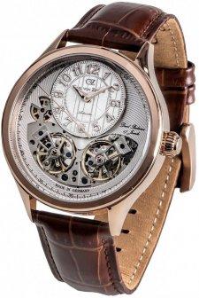 Zegarek  Carl von Zeyten CVZ0055RWH