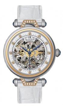 Zegarek  Carl von Zeyten CVZ0070RWH