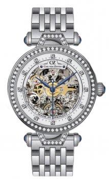 Zegarek  Carl von Zeyten CVZ0071WHMB