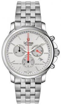 Zegarek męski Le Temps LT1057.11BS01