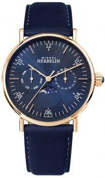 Zegarek  Michel Herbelin 12747/PR15BL