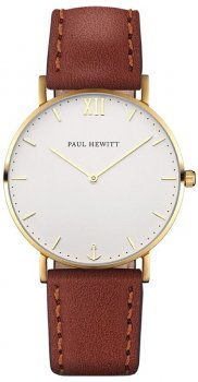 Zegarek  Paul Hewitt PH-SA-G-SM-W-1M