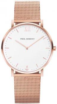 Zegarek  Paul Hewitt PH-SA-R-SM-W-4M