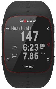 Zegarek  Polar M430 BLK