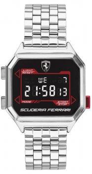Zegarek  Scuderia Ferrari SF 0830703 DIGIDRIVE
