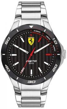 Zegarek  Scuderia Ferrari SF 830750 PISTA