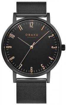 Zegarek  Obaku Denmark V248GXBBMB
