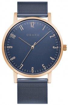 Zegarek  Obaku Denmark V248GXVLML