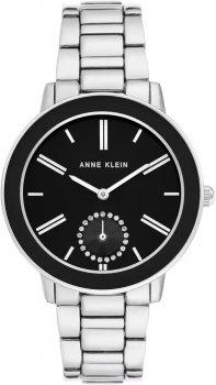Zegarek damski Anne Klein AK-3485BKSV