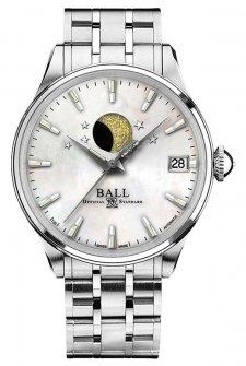 Zegarek damski Ball NL3082D-SJ-WH