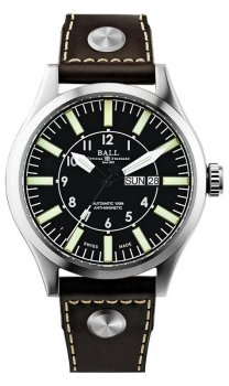 Zegarek męski Ball NM1080C-LF13-BK