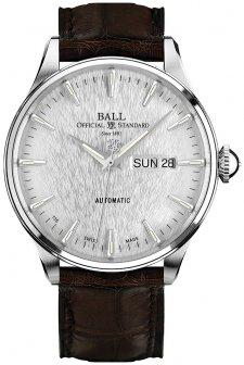 Zegarek męski Ball NM2080D-LL1J-SL