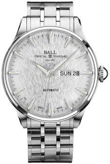 Zegarek męski Ball NM2080D-S1J-SL