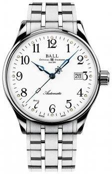 Zegarek męski Ball NM3288D-SJ-WH