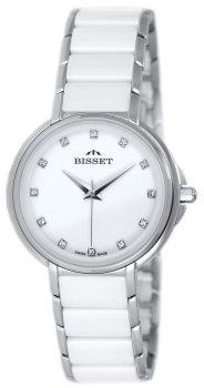 Zegarek damski Bisset BSBX01SIWX03BX