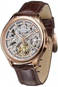 Zegarek męski Carl von Zeyten CVZ0014RSL