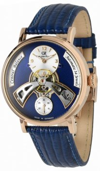 Zegarek męski Carl von Zeyten CVZ0042RBL