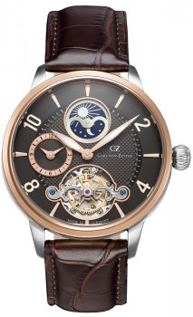 Zegarek męski Carl von Zeyten CVZ0046RBR