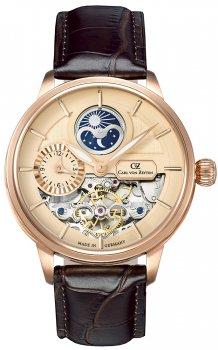 Zegarek męski Carl von Zeyten CVZ0048RG