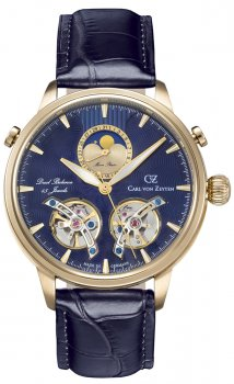 Zegarek męski Carl von Zeyten CVZ0060GBL