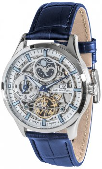 Zegarek męski Carl von Zeyten CVZ0063SL