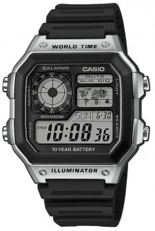 Zegarek męski Casio AE-1200WH-1CVEF