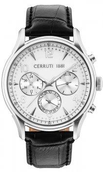 Zegarek męski Cerruti 1881 CRA107SN01BK