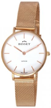 Zegarek damski Bisset BSBF23RIWX03BX