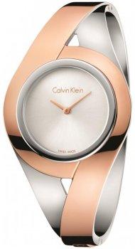 Zegarek damski Calvin Klein K8E2M1Z6-POWYSTAWOWY