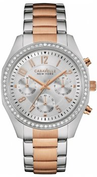 Zegarek damski Caravelle 45L148-POWYSTAWOWY